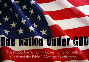Geez, George was such a good Christian. . .Not