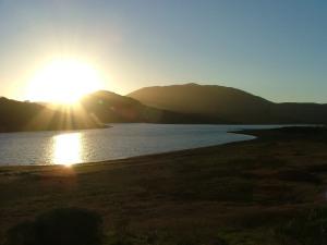 Highland-Nicasio sunset