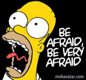 Homer fear