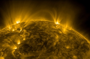from the Solar Dynamics Observatory (NASA)