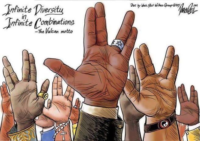 Diversity-Vulcan