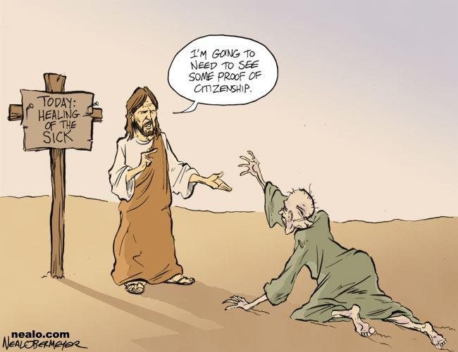 jesus and citizenship