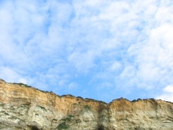 Cliffs and Clouds