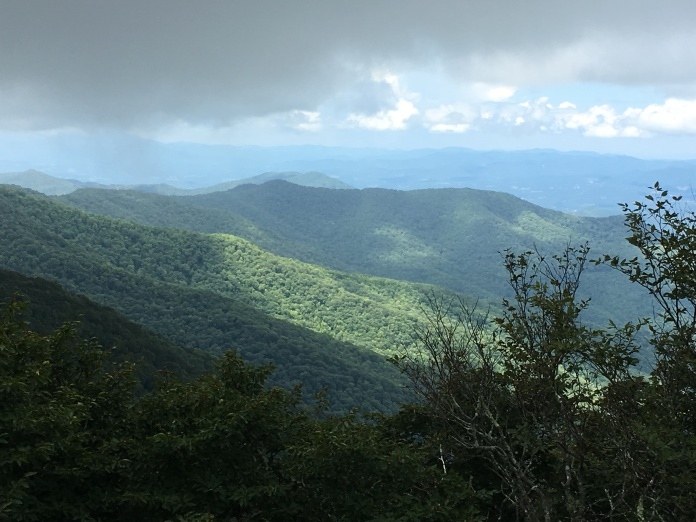 Blue Ridge Mts, NC
