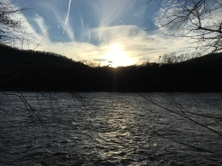 French Broad River, NC