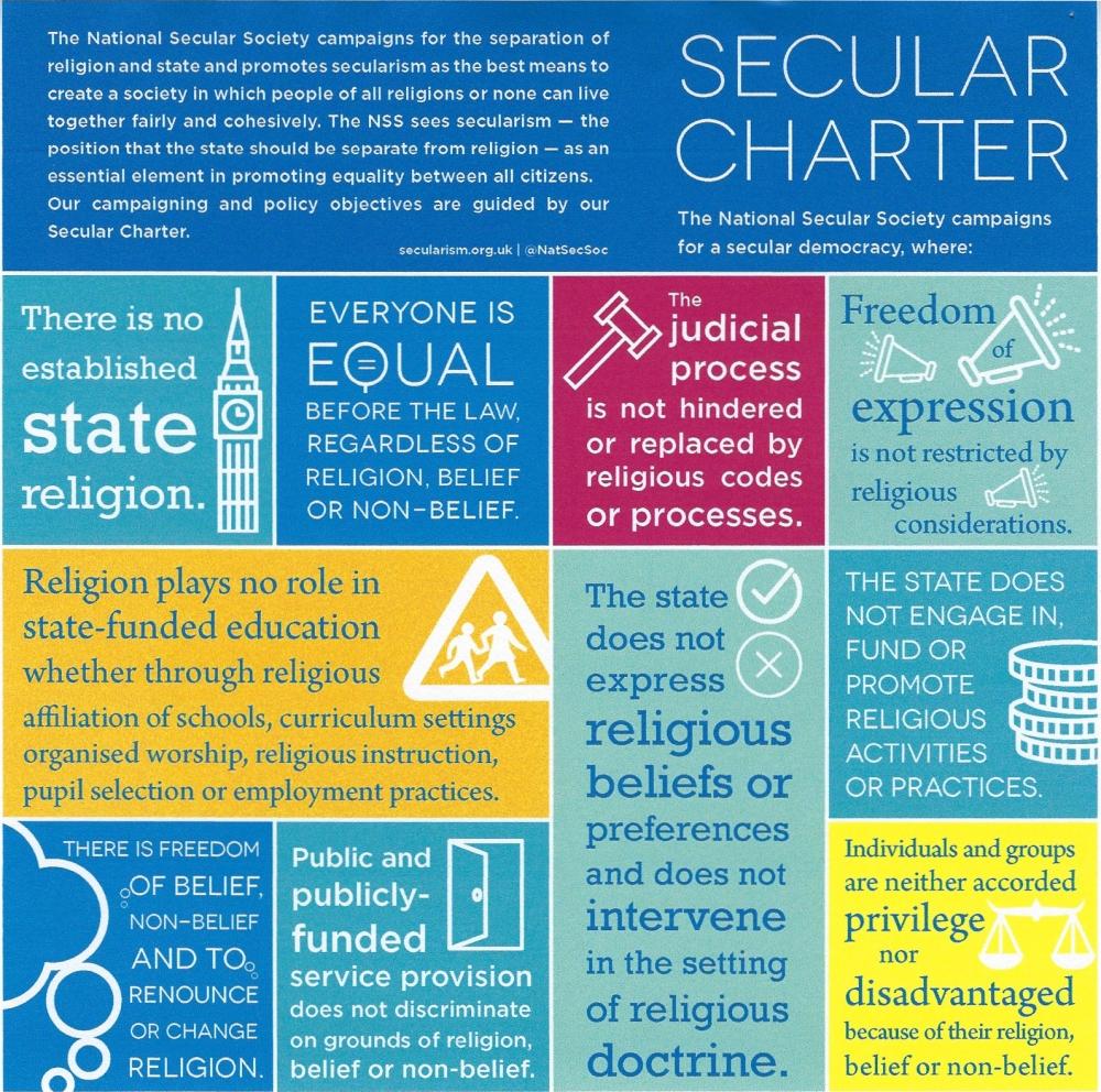 Secular Charter