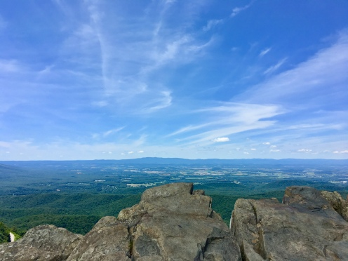 Humpback Rocks, VA