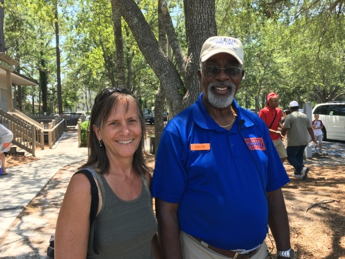 David, Our Gullah Guide