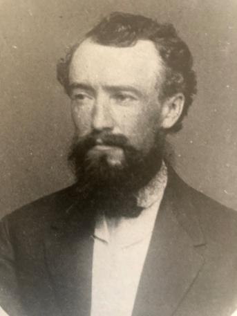 Young John Burroughs