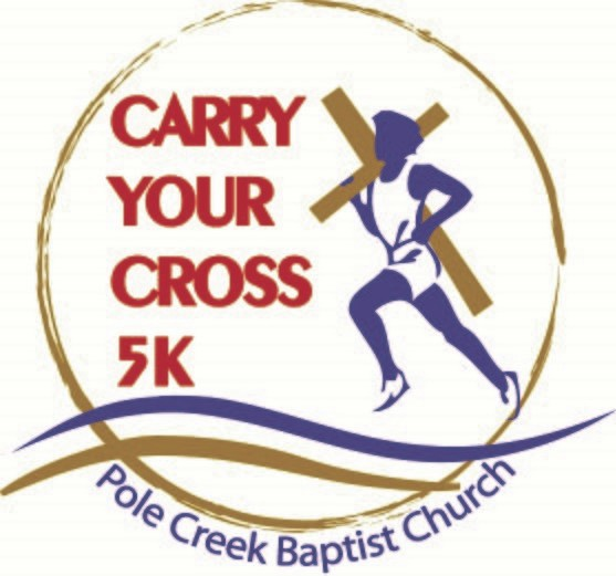 carry your cross and run