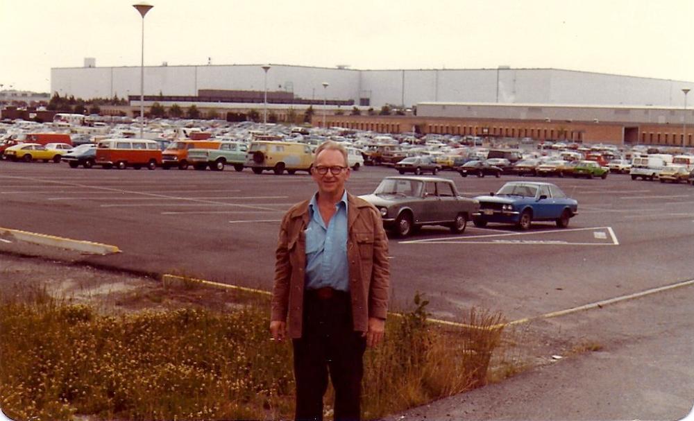 Robert-Boeing in Everett